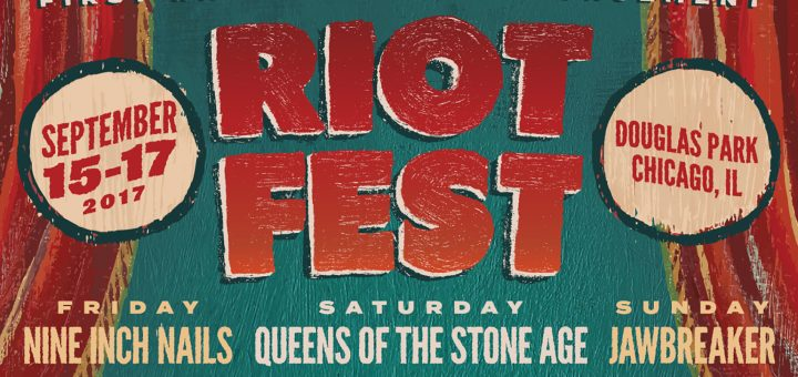 Riot Fest Single-Day Lineups Announced & Danzig Returns To Riot Fest