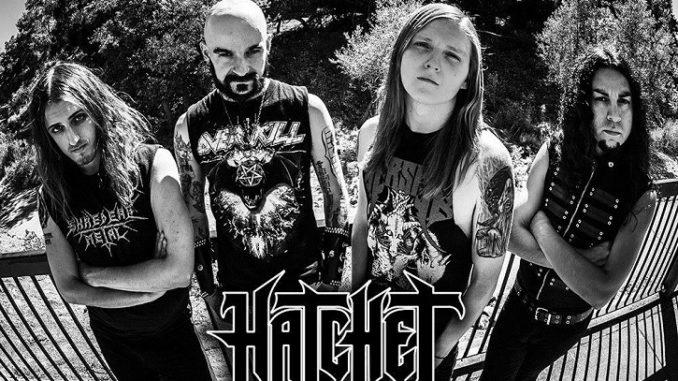 Resultado de imagem para Hatchet band 2018