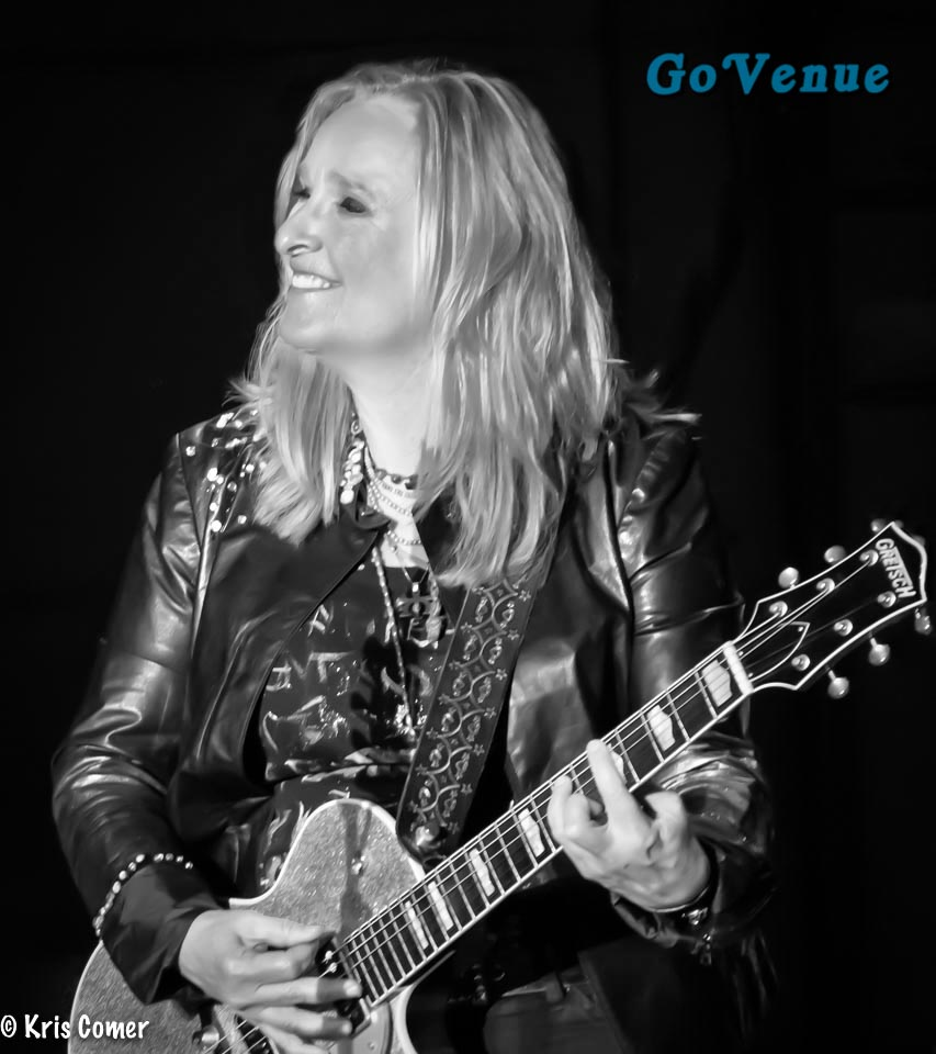 Concert Review Melissa Etheridge Brings Rock Amp Soul To
