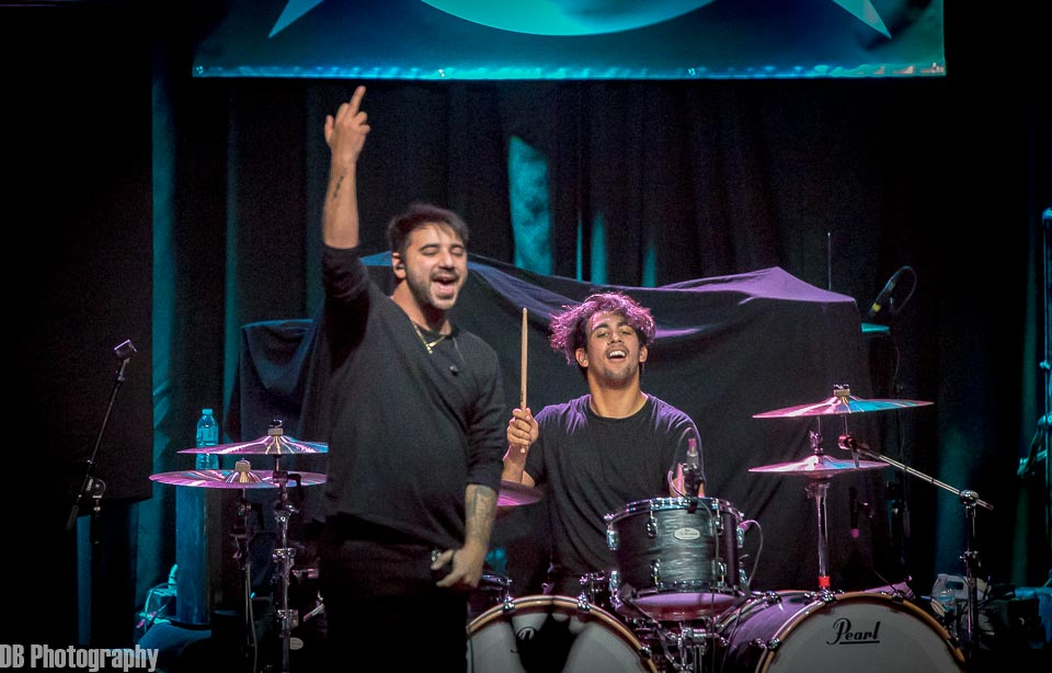 CONCERT REVIEW: LIKE A STORM, PALISADES & FARWELL TO FEAR @ BOURBON
