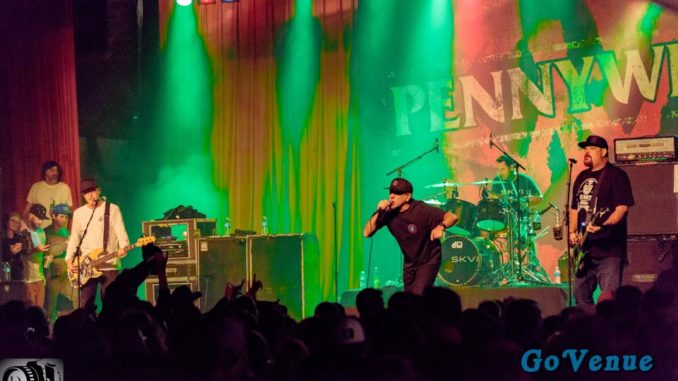 CONCERT REVIEW: Pennywise at Sokol Auditorium in Omaha - Go Venue