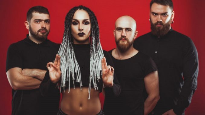 JINJER Currently On Their First Ever North American Tour With ...