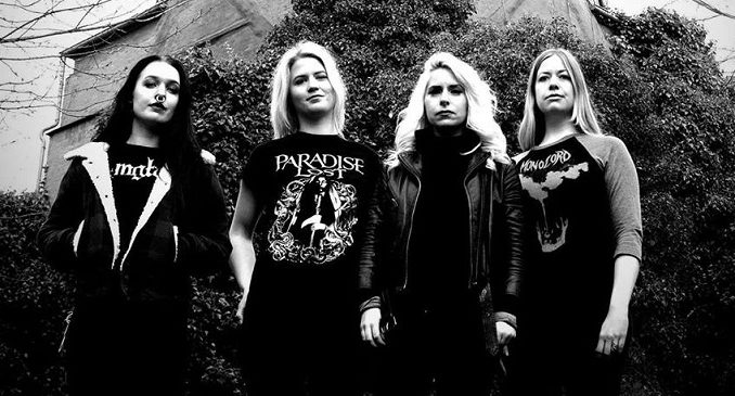 Denmark S All Female Metal Band Konvent Signs With Napalm Records Go Venue Magazine