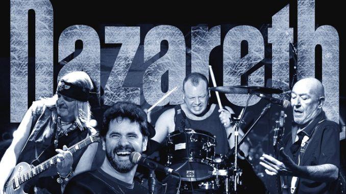 Legendary Scottish Hard Rockers Nazareth Return New Album