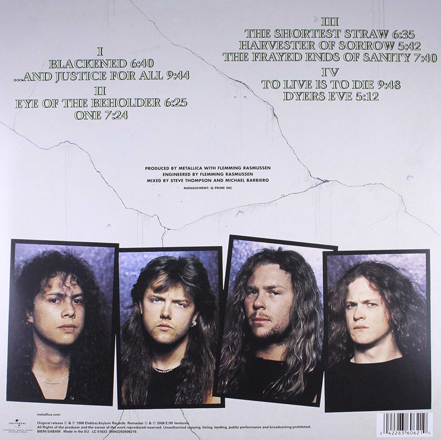 Metallica 30 Years Of Metal Justice Go Venue Magazine