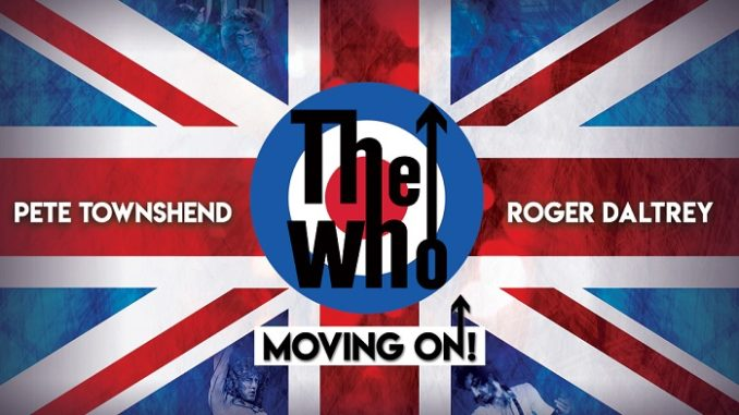 North American Moving >> The Who Announce 2019 North American Moving On Tour Go