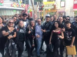 Group of diehard Danzig fans!!
