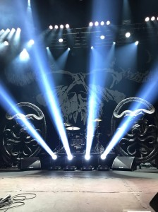 Danzig Stage Set up