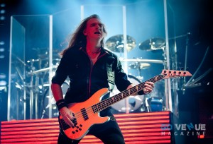 Megadeth at The Forum