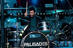 Palisades live at The Truman - Kansas City  Missouri - October 4th  2017 (3 of 8)