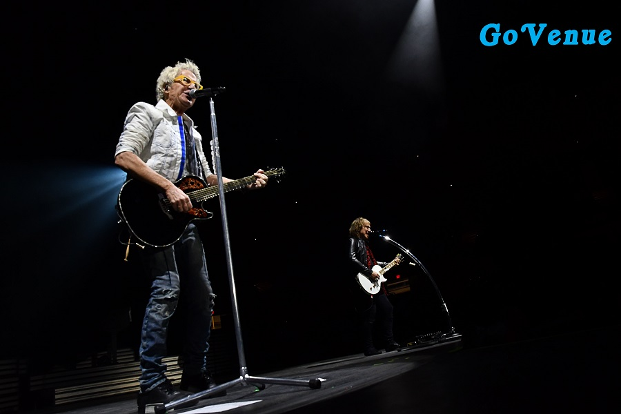 CONCERT REVIEW: REO Speedwagon, Styx and Don Felder at Dow