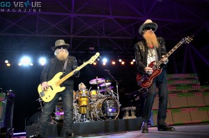 ZZ Top at the Huntington Event Park in Saginaw, MI -- September 23, 2017. Photos by Mike Slater.
